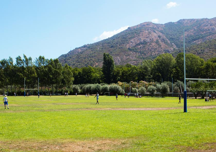 terrain rugby