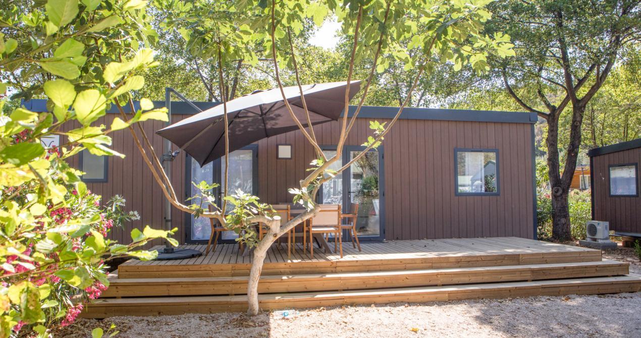 Location mobil home Lumio6